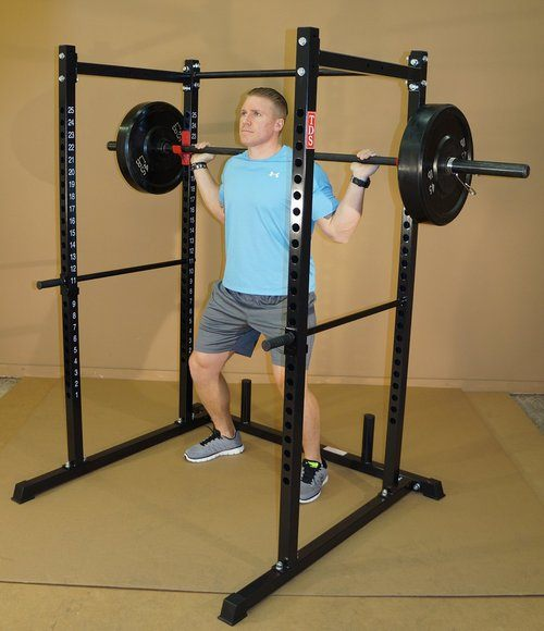 TDS Best Short Power Rack