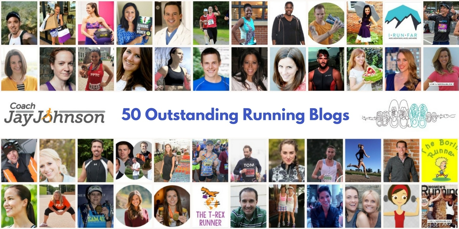 50 Outstanding Running Blogs