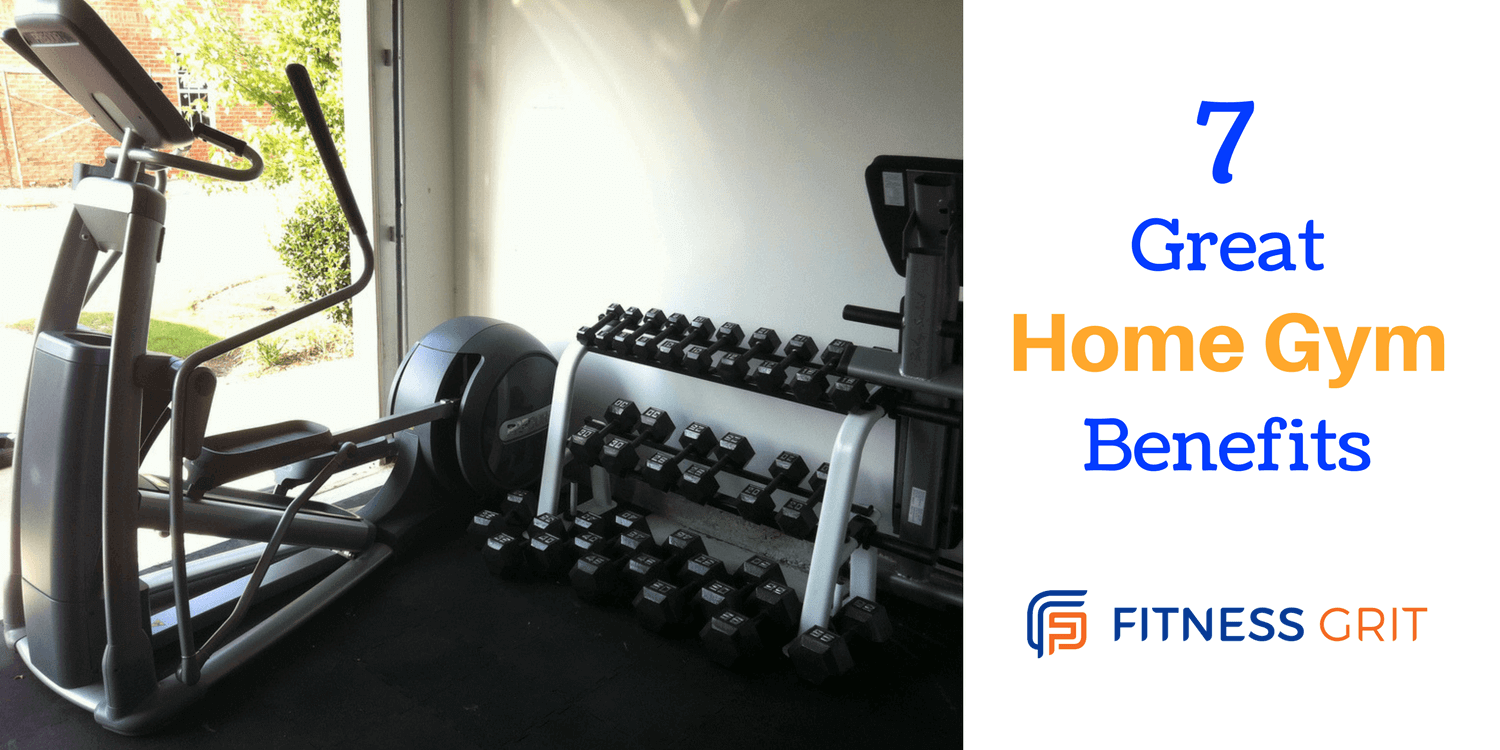 Home Gym Benefits