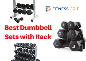 best dumbbell sets with rack