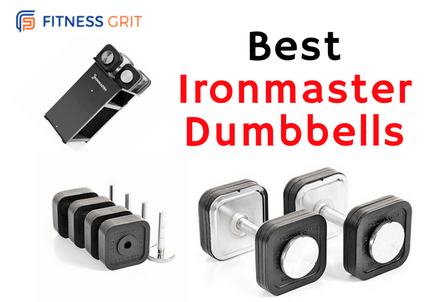 ironmaster dumbbells
