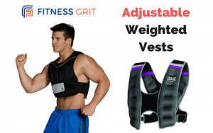 adjustable weighted vests