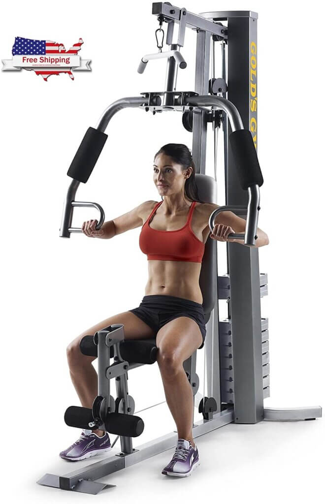 Best Home Gym - Gold's Gym XRS 50 Home Gym
